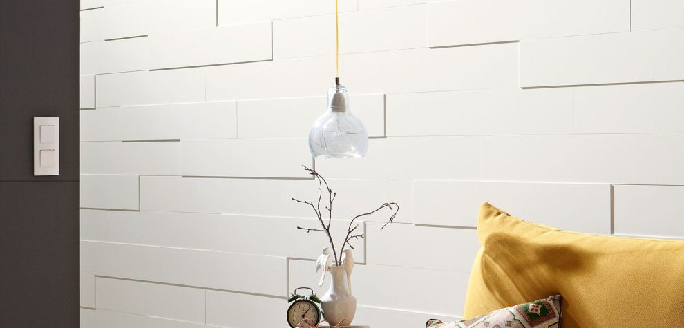 Hervorragend Paneele für Wand und Decke: Design und Funktion - bauemotion.de CK95