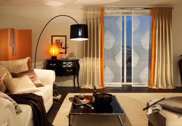 wohnbeleuchtung licht zum wohlf hlen f r wohnzimmer und esszimmer. Black Bedroom Furniture Sets. Home Design Ideas