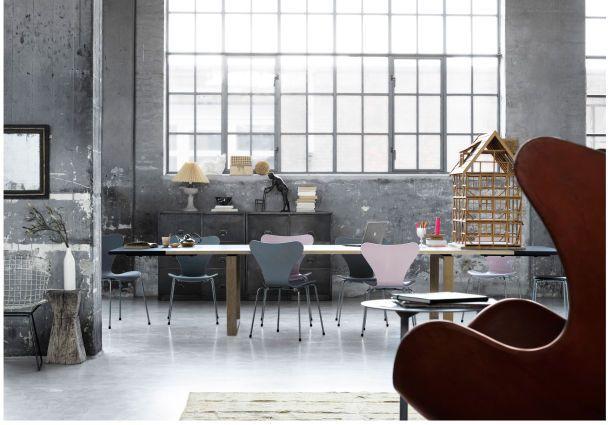 Individuelle Estrich Boden Im Industrial Style Bauemotion De