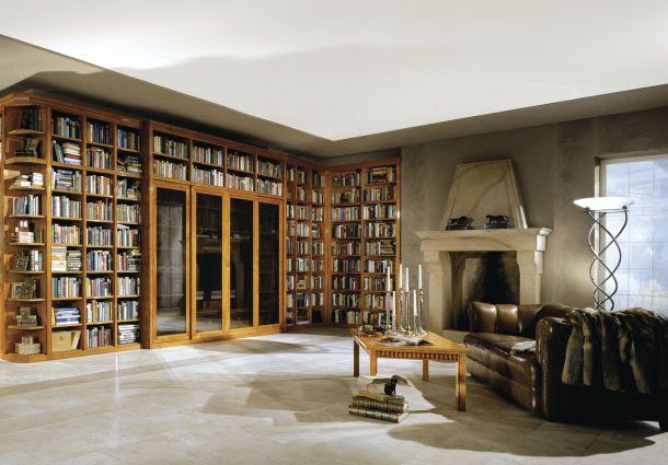 Die private Bibliothek: Zeige mir, was Du liest - bauemotion.de
