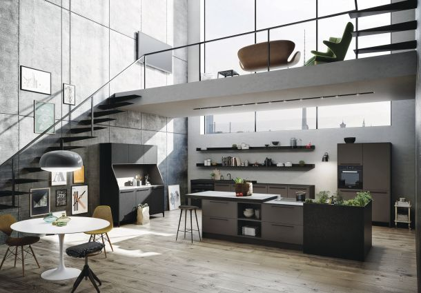 Offene Küchen - bauemotion.de