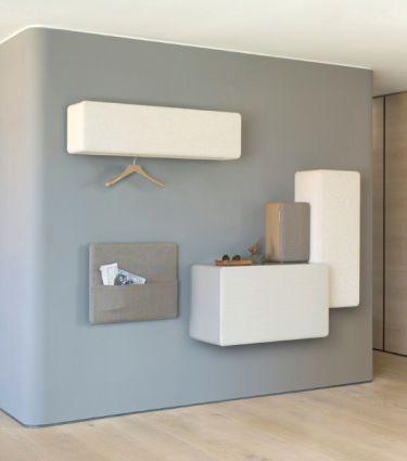 flurgestaltung mehr flair mit farbe licht und accessoires. Black Bedroom Furniture Sets. Home Design Ideas