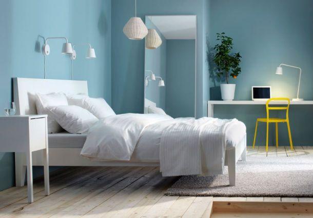 Farbe im Schlafzimmer: eine ganz persönliche Wahl ...