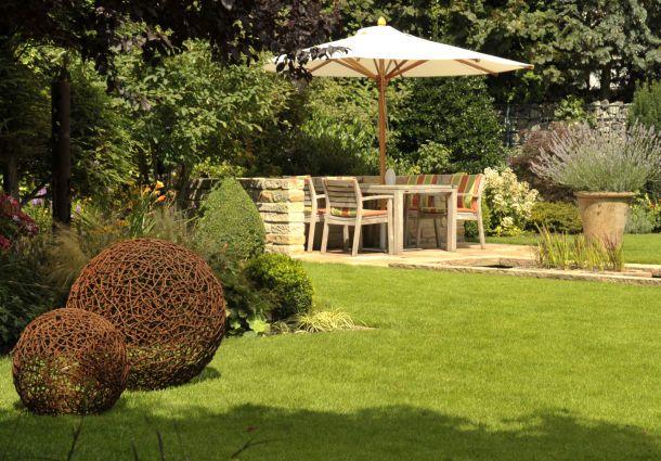 Gartengestaltung Modern Und Mediterran Bauemotion De
