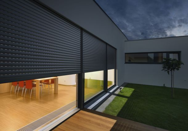 Dachkasten Beleuchtung | Das Einmaleins Der Rollladen Von Sicherheit Bis Hitzeschutz
