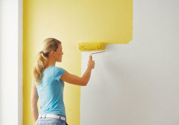 Wand streichen wie ein Profi - bauemotion.de