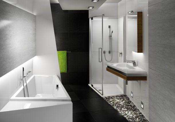 Fensterloses Badezimmer