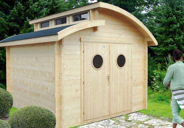 Gartenhaus Aus Holz Selbst Bauen Bauemotion De