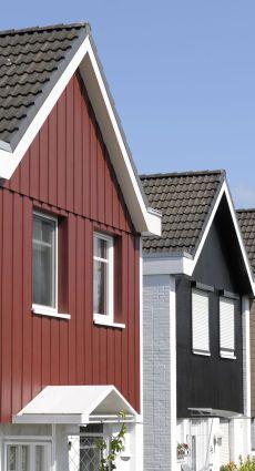Fassade Streichen Die Richtige Farbe Fur Optik Und Schutz