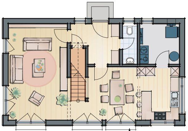 Die Grundrissplanung: Das Haus fürs Leben entwerfen - bauemotion.de