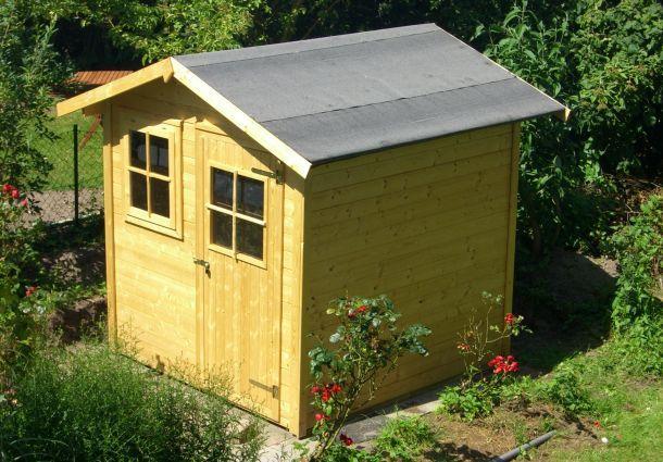 gartenhaus bauen so wird es sch n und praktisch. Black Bedroom Furniture Sets. Home Design Ideas