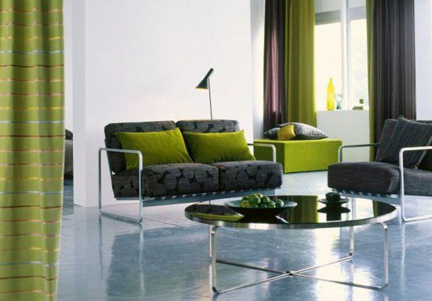 Junges Wohnen: Einrichtung mit Designermöbeln - bauemotion.de