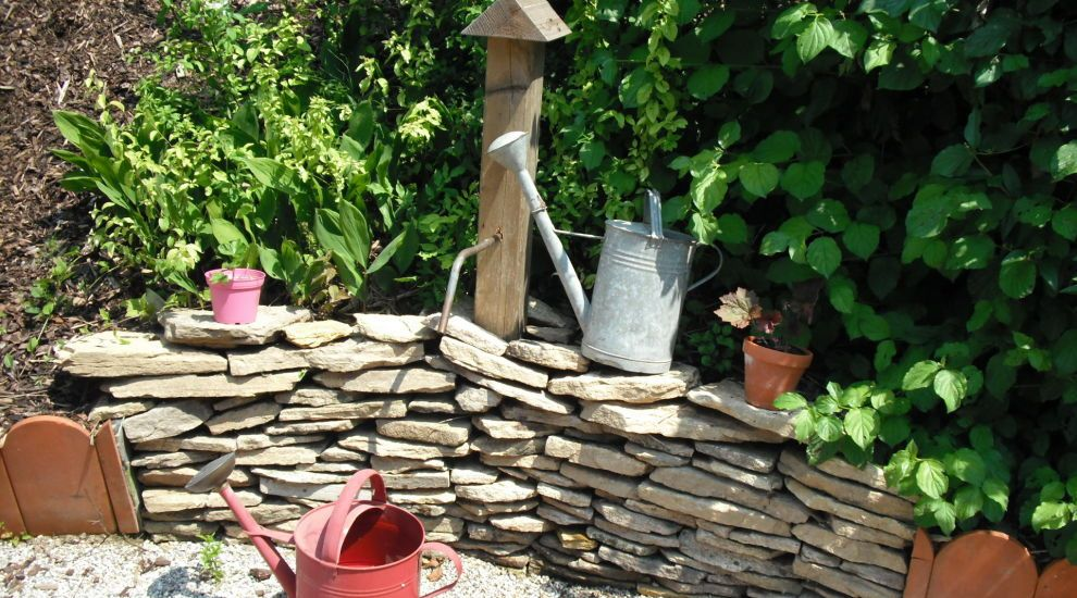 Brunnen Bohren Eigenes Wassser Für Den Garten Bauemotionde