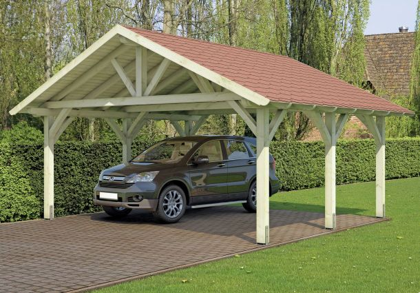 Carport bauen - bauemotion.de