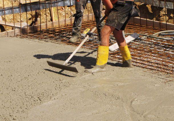 Bodenplatte Fur Anbau Betonieren Bauemotion De