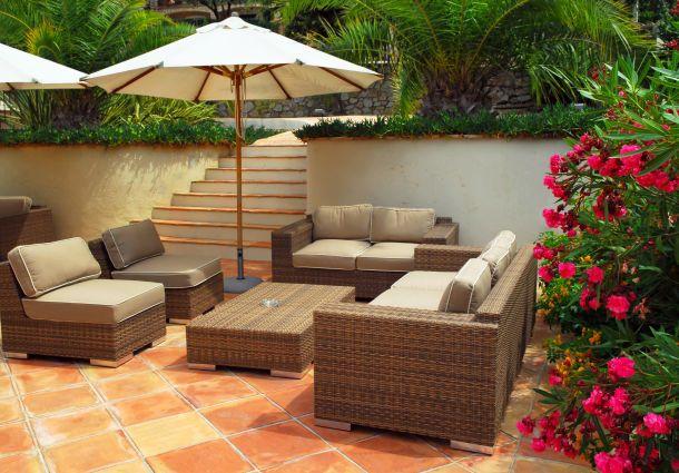 Balkon und Terrasse: Frische Ideen für die Gartengestaltung ...