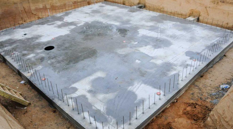 Extrem Bodenplatte für Anbau betonieren - bauemotion.de QM82