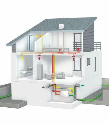 Das Ziel Der Wärmerückgewinnung Ist Der Rückgang Des Energieverbrauchs:  Wann Rechnet Sich Eine Solche Anlage?