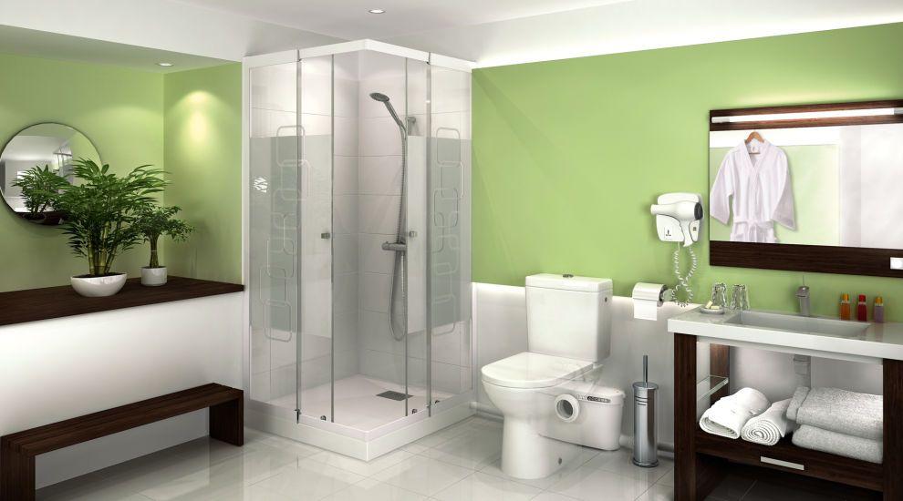 Fantastisch Gestaltung Des Badezimmers