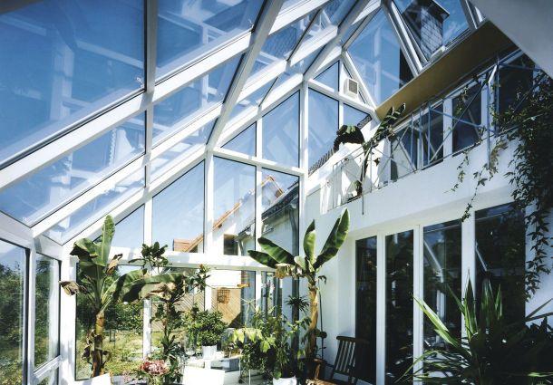 Zehn Besondere Wintergärten