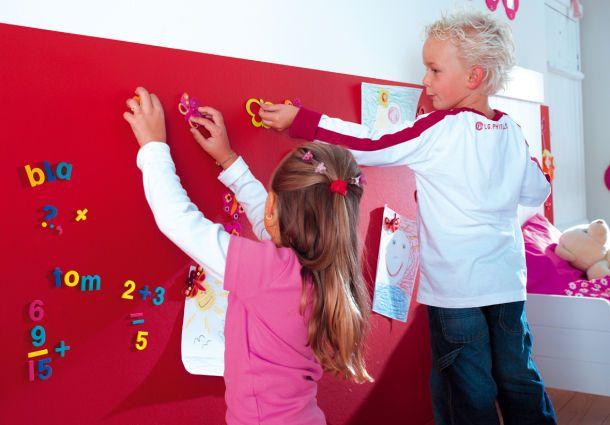 Kinderzimmer Farbe Mit Bedacht Wählen