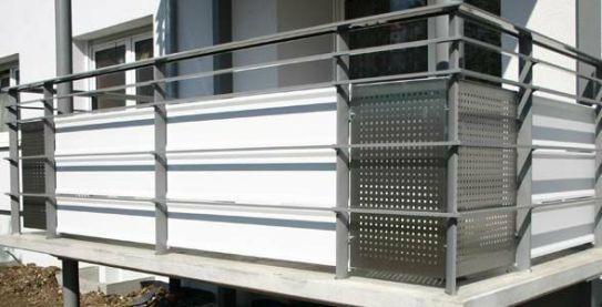 Berühmt Balkon-Geländer - bauemotion.de IL28