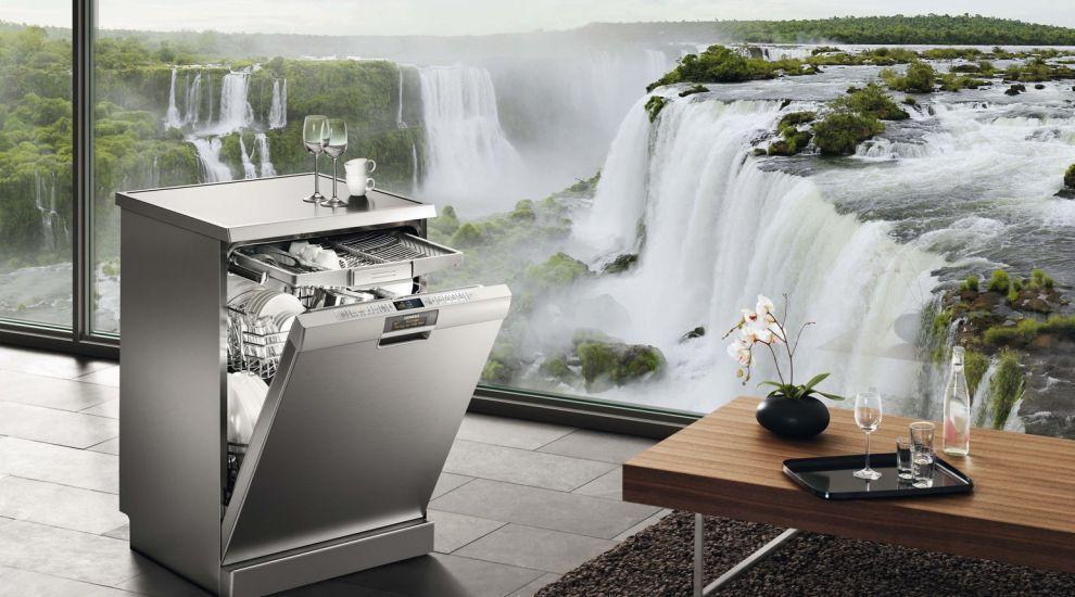 sp lmaschine als energiesparer im haushalt. Black Bedroom Furniture Sets. Home Design Ideas
