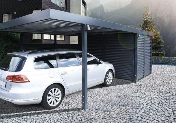 Carport: den Wagen sicher abstellen - bauemotion.de