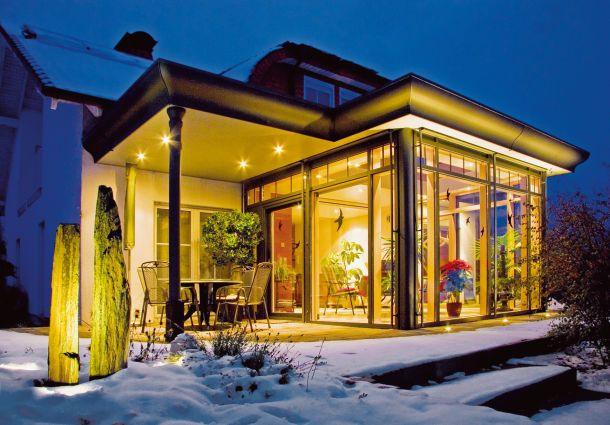 Verglasung Fur Den Wintergarten Bauemotion De