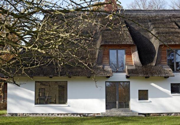 Gut bekannt Reet: Das gewachsene Dach - bauemotion.de UT61