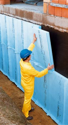 Super Die Keller Außendämmung bildet den Grundstein für gesundes Wohnen IT73