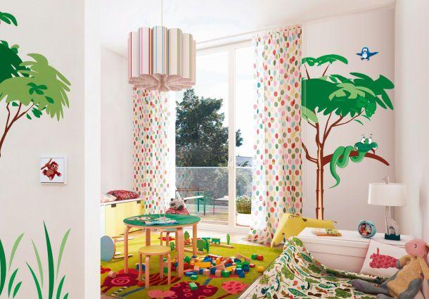 Wunderbar Kinderzimmer© Epr/ Jung.de