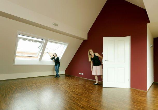 Dämmung Fußboden Dachgeschoss ~ Die dämmung der obersten geschossdecke bauemotion
