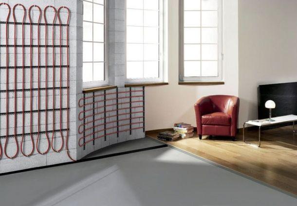 Fußboden Und Wandheizung Kombinieren ~ Vergleich wandheizungen gegen fußbodenheizungen bauemotion