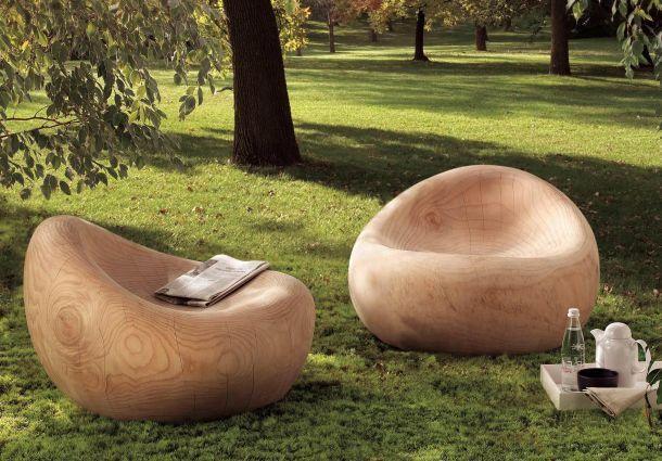 Der Möbeltrend: Organisches Design - bauemotion.de