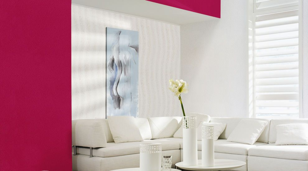 neuer anstrich neuer look die richtige farbe f r jeden raum. Black Bedroom Furniture Sets. Home Design Ideas