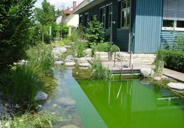 Garten- und Schwimmteiche selbst anlegen - bauemotion.de