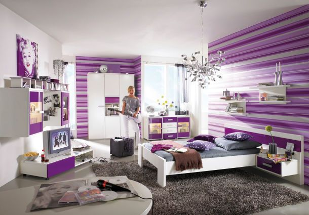 coole r ume f r teens. Black Bedroom Furniture Sets. Home Design Ideas