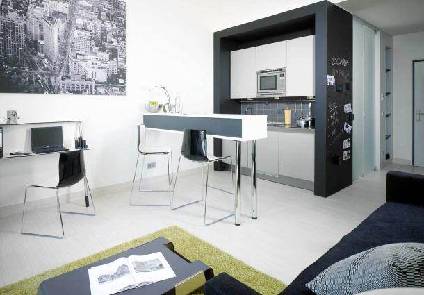 kleine r ume gro e wirkung der multifunktionsraum. Black Bedroom Furniture Sets. Home Design Ideas