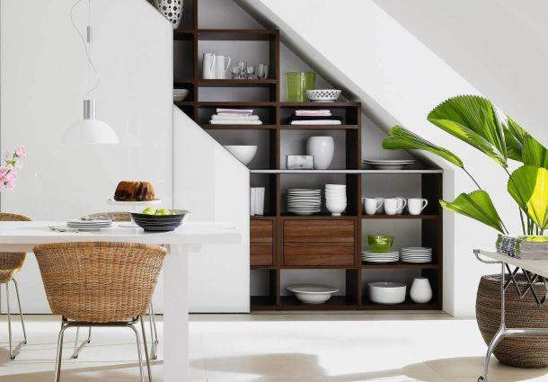 Kleine Räume Große Wirkung Dach Und Altbauwohnungen Bauemotionde