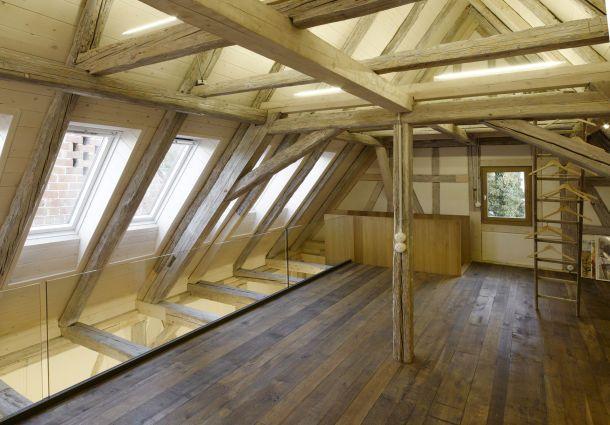 Dachgeschossausbau Der Traum Vom Gemutlichen Dachboden