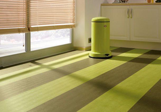 Linoleumboden - Bodenbelag mit vielen Vorzügen - bauemotion.de