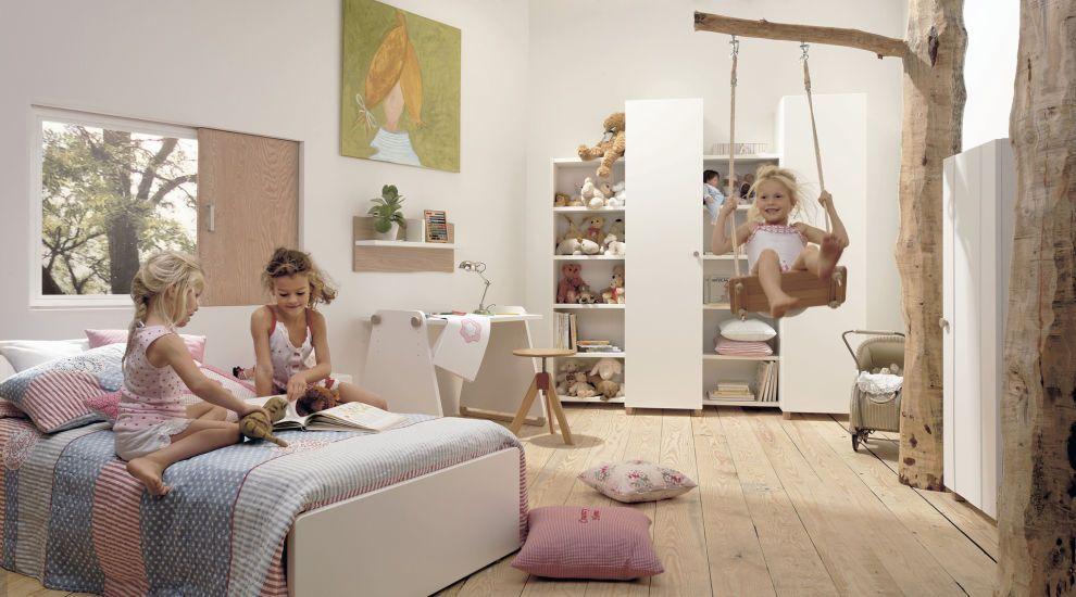 Schaukel Für Kinderzimmer | Geschwisterzimmer Mein Zimmer Dein Zimmer Unser Zimmer
