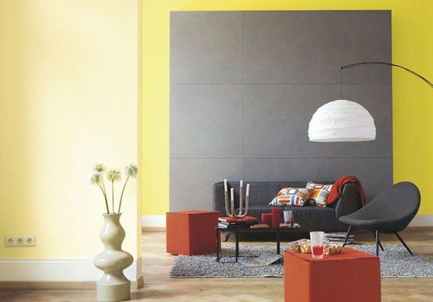 Raumgestaltung: Die Wirkung von Farben optimal nutzen - bauemotion.de
