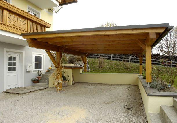 Fußboden Carport Selber Bauen ~ Carport selbst bauen bauemotion