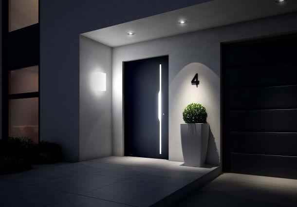 Aussenbeleuchtung Schafft Sicherheit Bauemotion De
