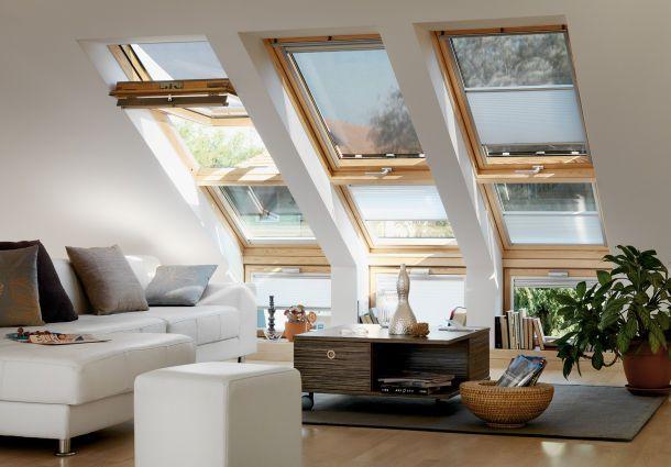 dachgeschoss ausbauen wohnraum schaffen unterm dach. Black Bedroom Furniture Sets. Home Design Ideas
