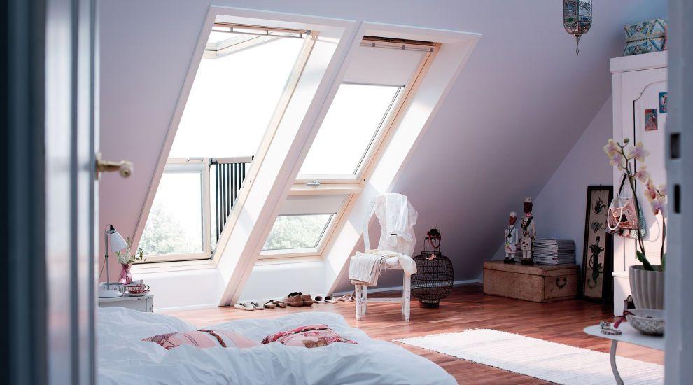 Dämmung Und Dachfenster. Dämmung Und Dachfenster · Innenarchitektur Tolles  Schlafzimmer Ideen Dachboden