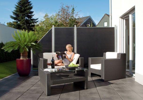 Gartengestaltung Sichtschutz Fur Die Terrasse Bauemotion De