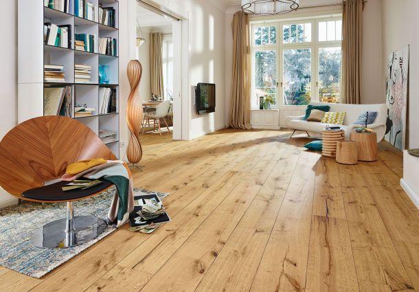 Holzdielen Boden Mit Charakter Bauemotion De